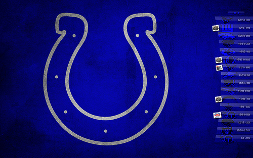 2010 Indianapolis Colts Schedule Wallpaper Flickr   Photo Sharing 500x313