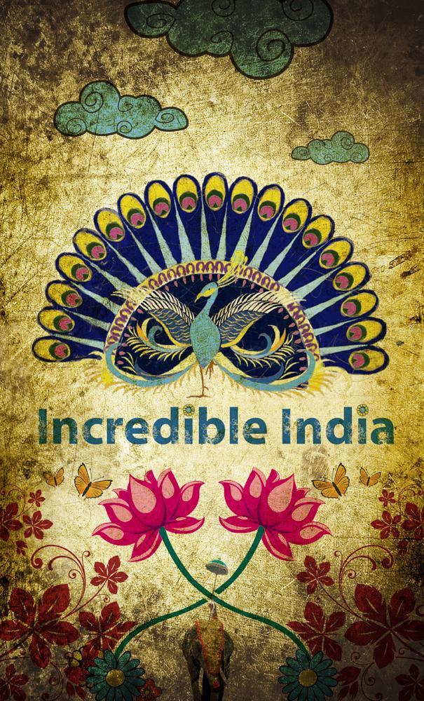 Incredible India 605x1000