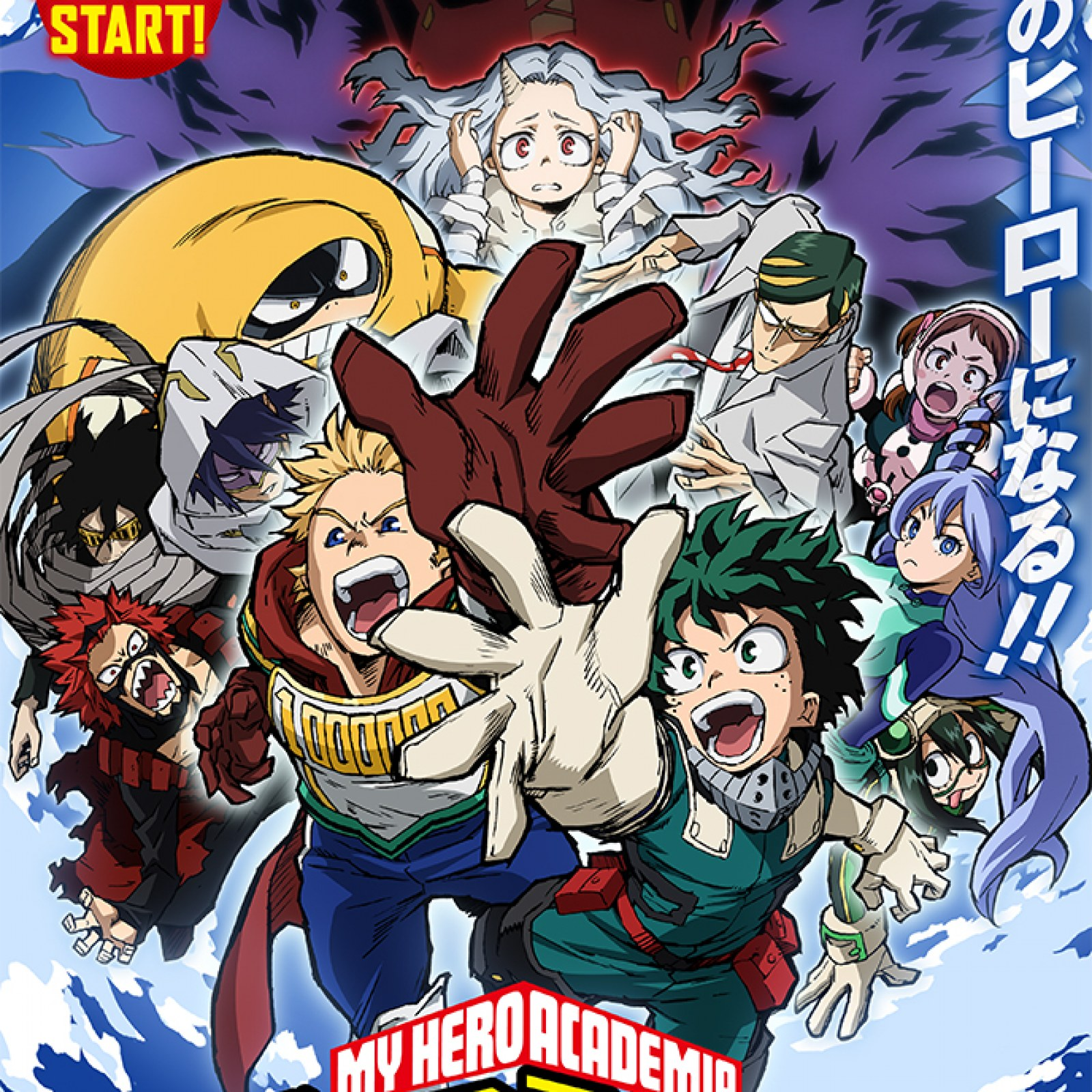My Hero Academia Season 4 When and How to Watch Latest Episodes 1600x1600