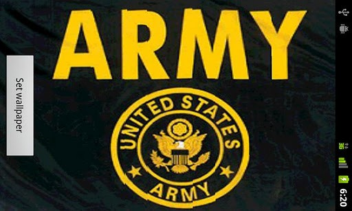 Download US Army Live Wallpaper for Android by AlamoApps   Appszoom 512x307