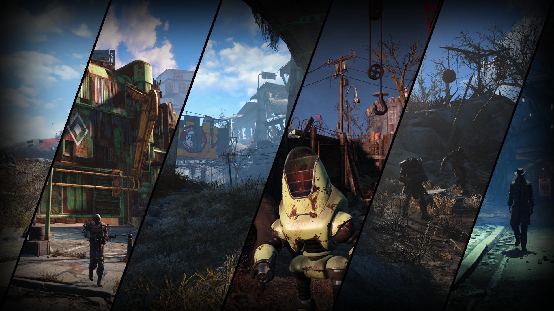 [50+] Wallpaper Of Fallout 4 On WallpaperSafari