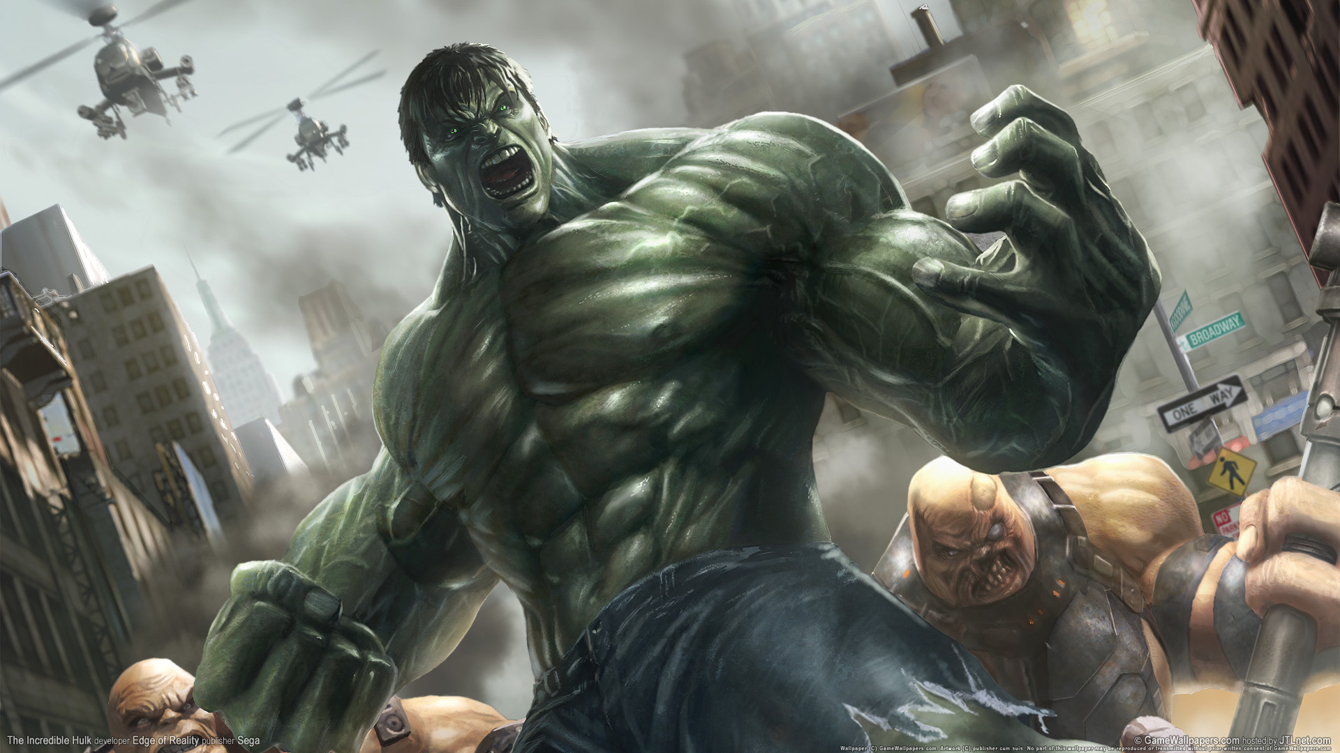 Hulk HD Wallpapers for desktop download 1920x1080