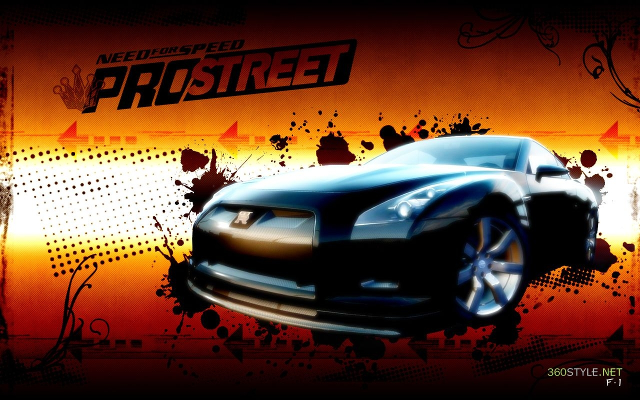 NFS   PRO STREET wallpapers NFS   PRO STREET stock photos 1280x800