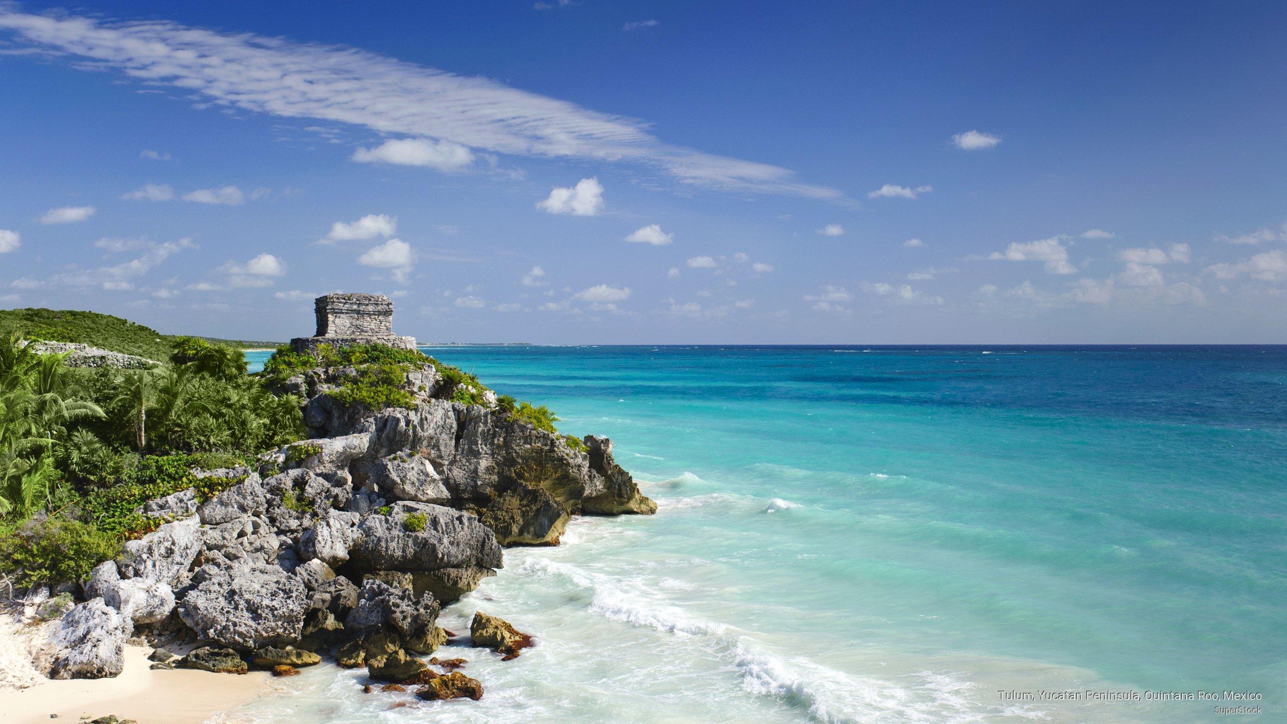 Download Webshots Tulum Yucatan Peninsula Quintana Roo Mexico 2560x1440