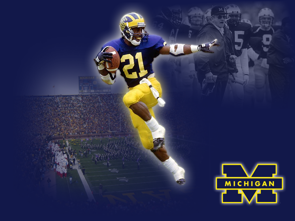 Live Sports Gallery Michigan Football Wallpaper: [49+] Michigan Football Desktop Wallpaper On WallpaperSafari