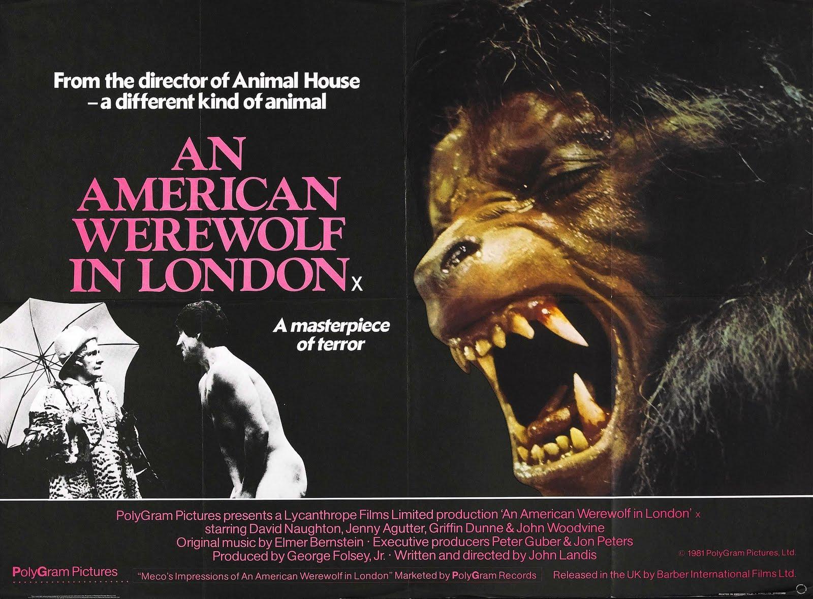 Classic movies an american werewolf in london HQ WALLPAPER   97813 1600x1179