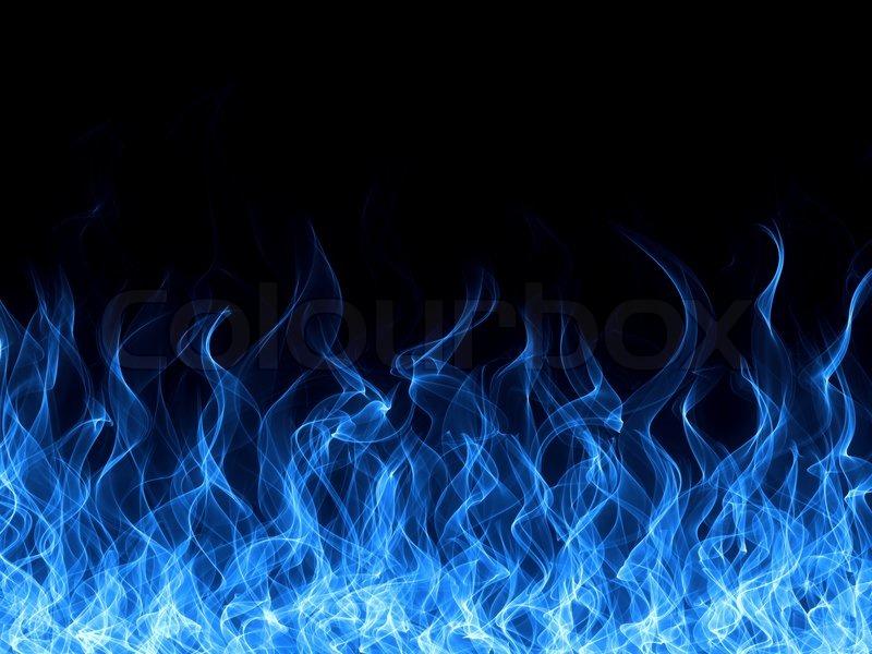 blue-fire-iphone-wallpaper