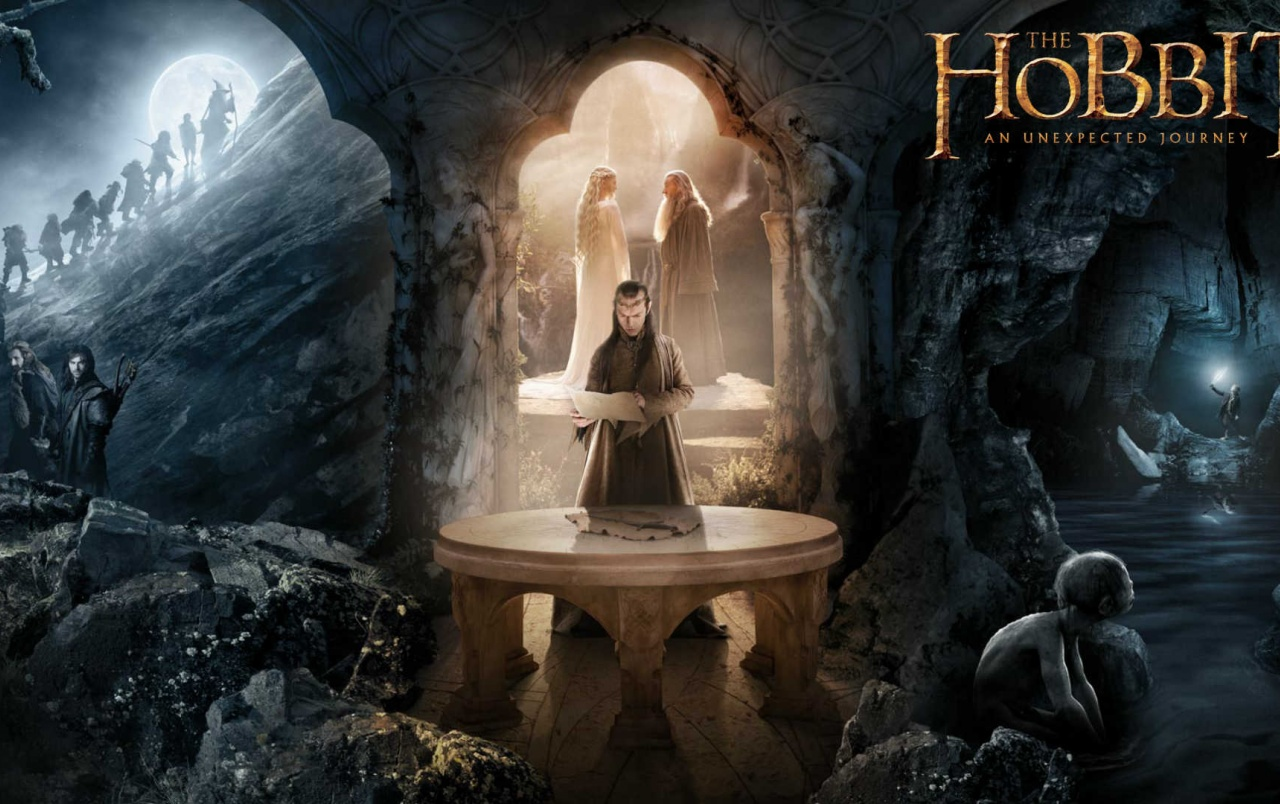The Hobbit   Elrond wallpapers The Hobbit   Elrond stock photos 1280x804