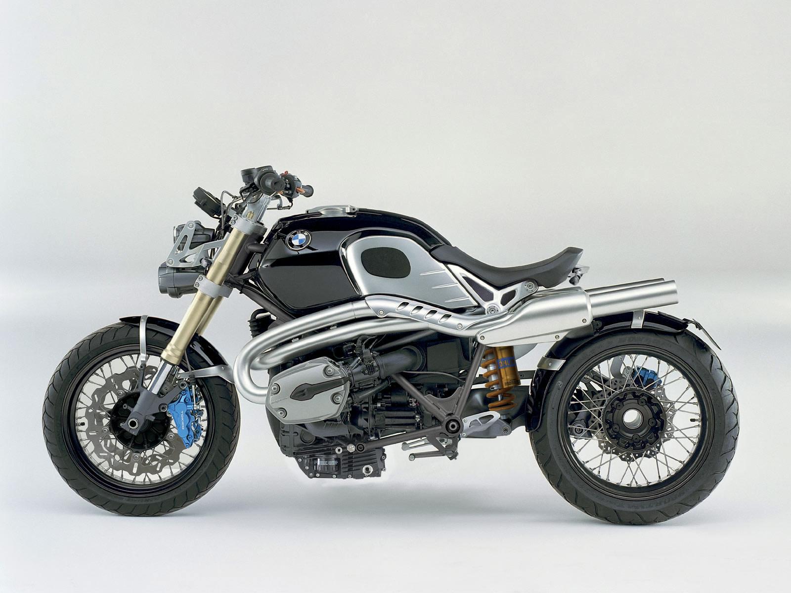 2009 BMW Lo Rider Concept motorcycle wallpaper 1600x1200