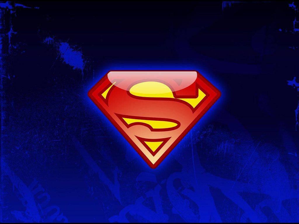 Superman Logo Wallpaper 4071 Hd Wallpapers in Logos   Imagescicom 1024x768