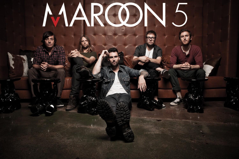 Maroon 5 wallpaper desktop wallpapersafari - Maroon wallpaper ...