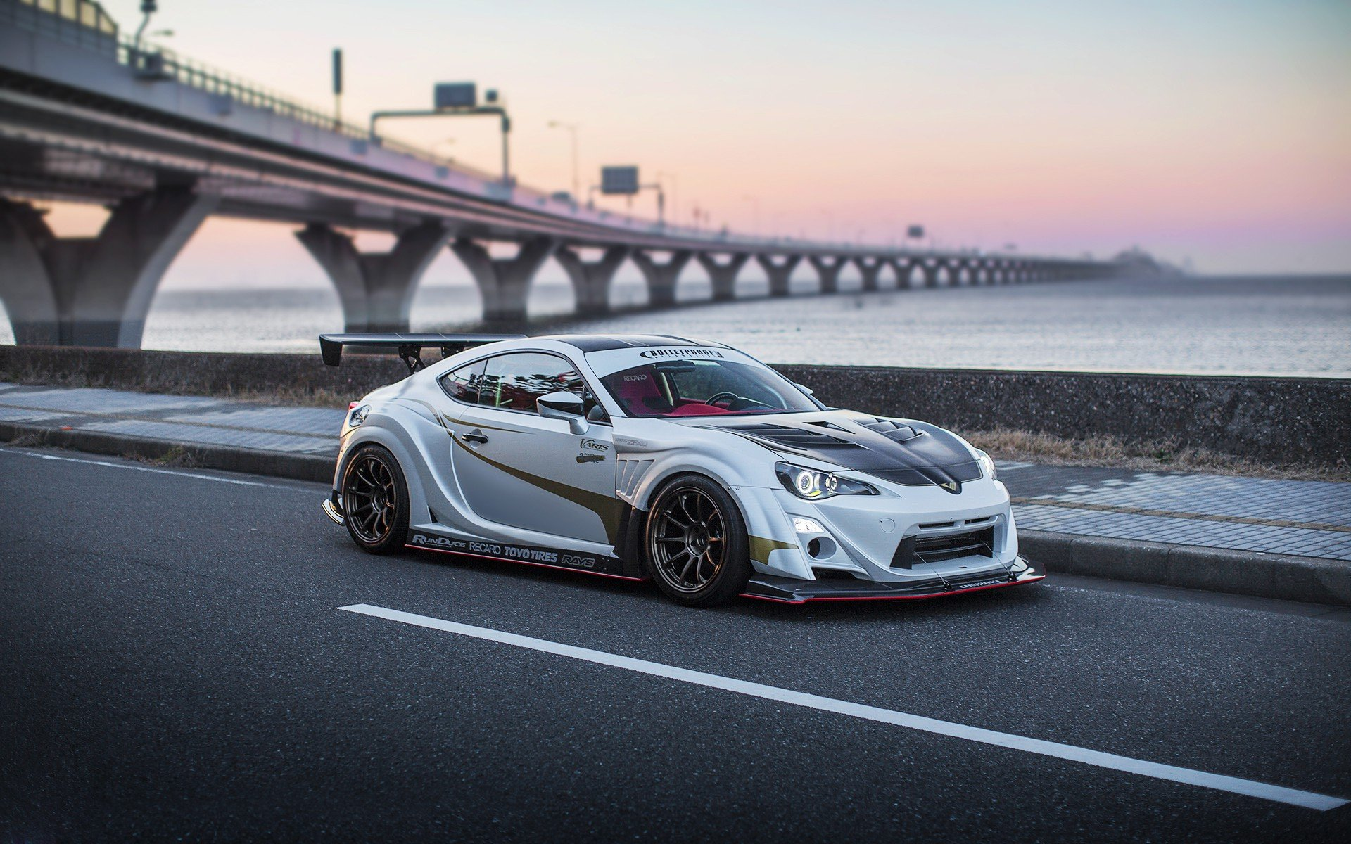 Toyota GT86 tuning wallpaper cars Wallpaper Better 1920x1200