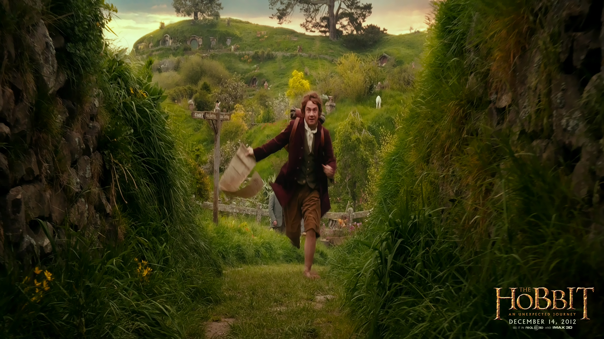 The Hobbit An Unexpected Journey HQ wallpapers 5jpg 1920x1080
