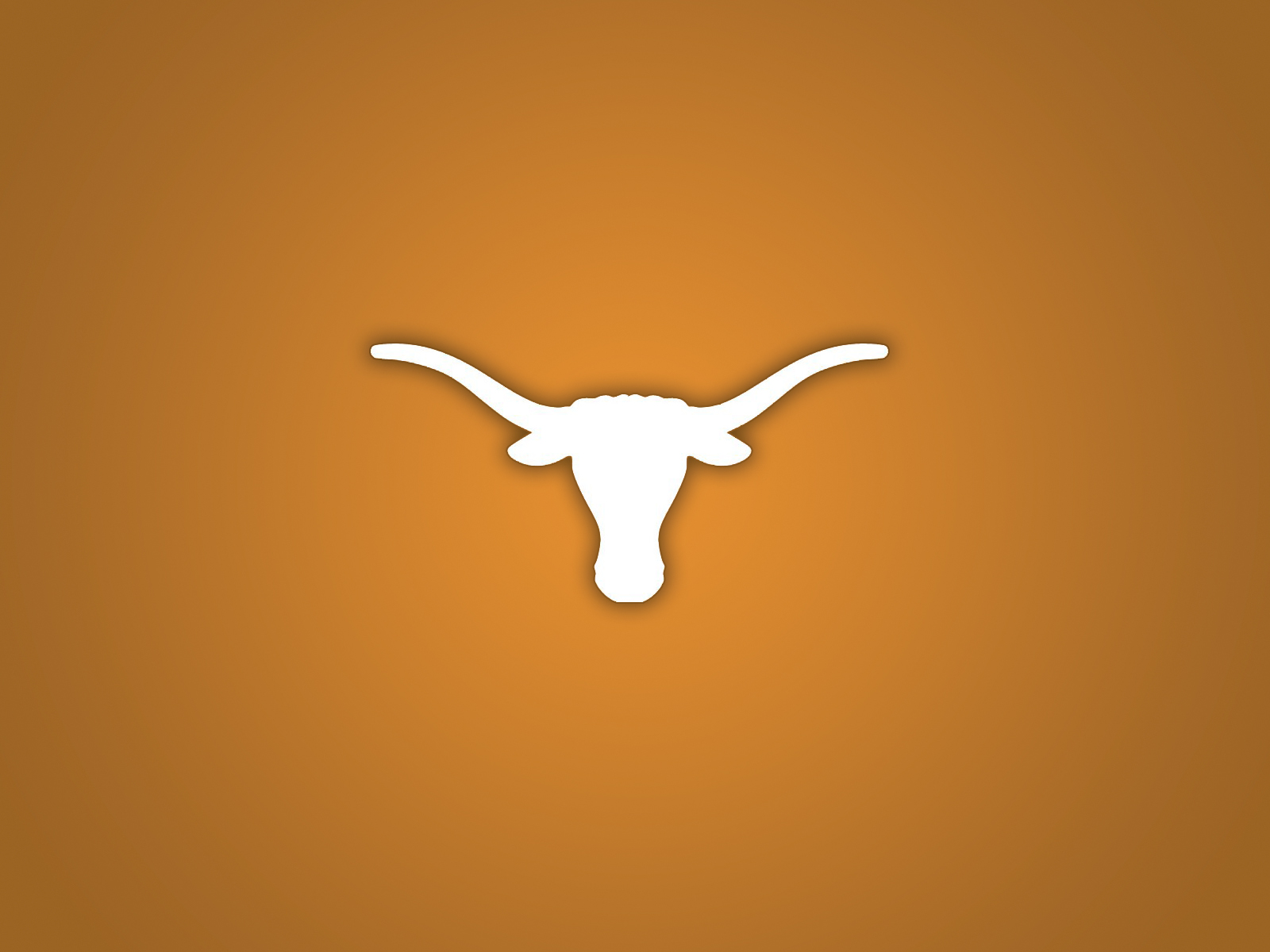 Texas Longhorns   Simple by Macchiavellian 1600x1200