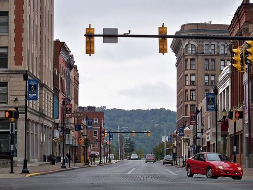 Downtown West Virginia 500x375