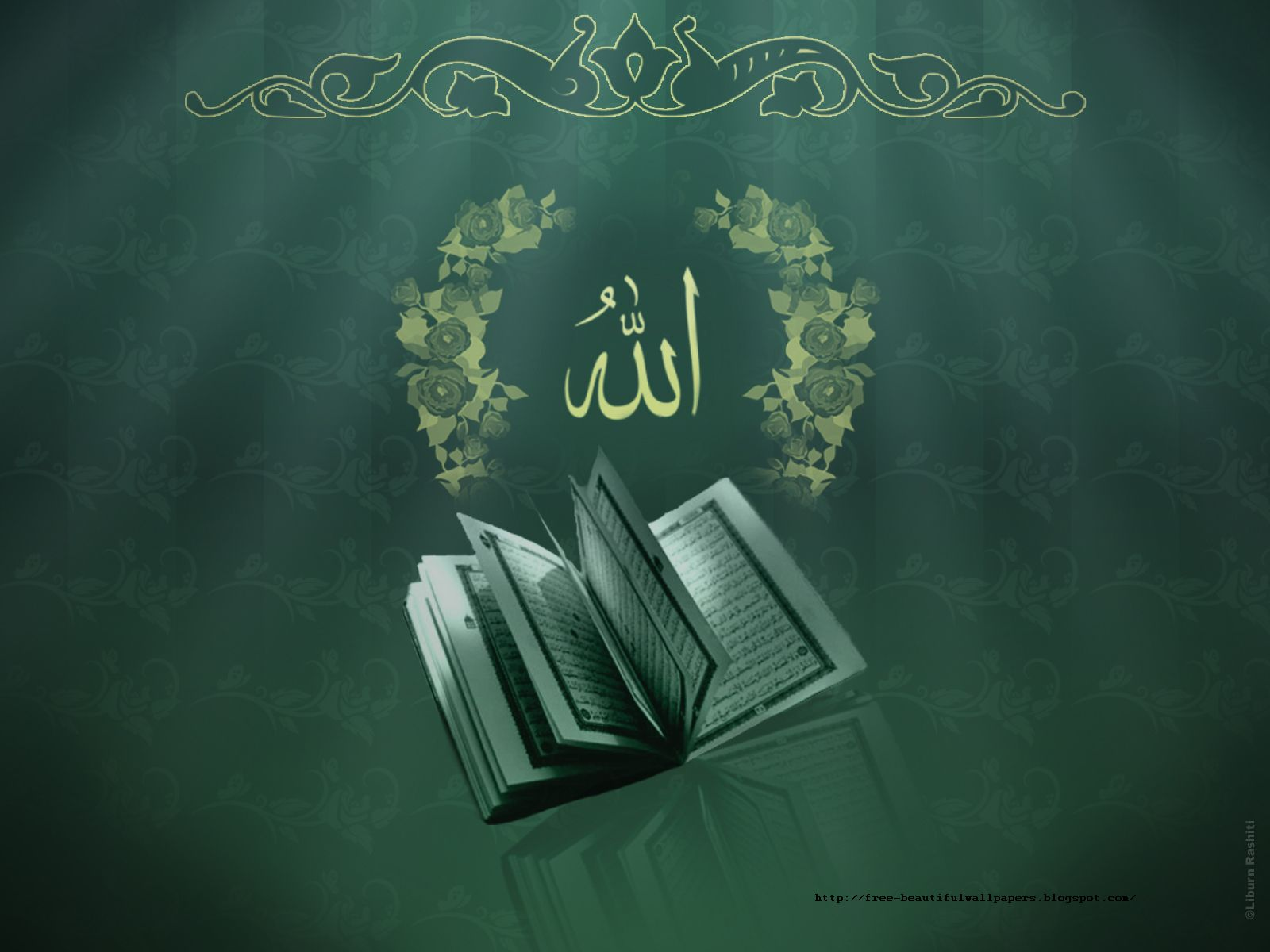Beautiful wallpapers Download Islamic Beautiful Wallpapers 1600x1200