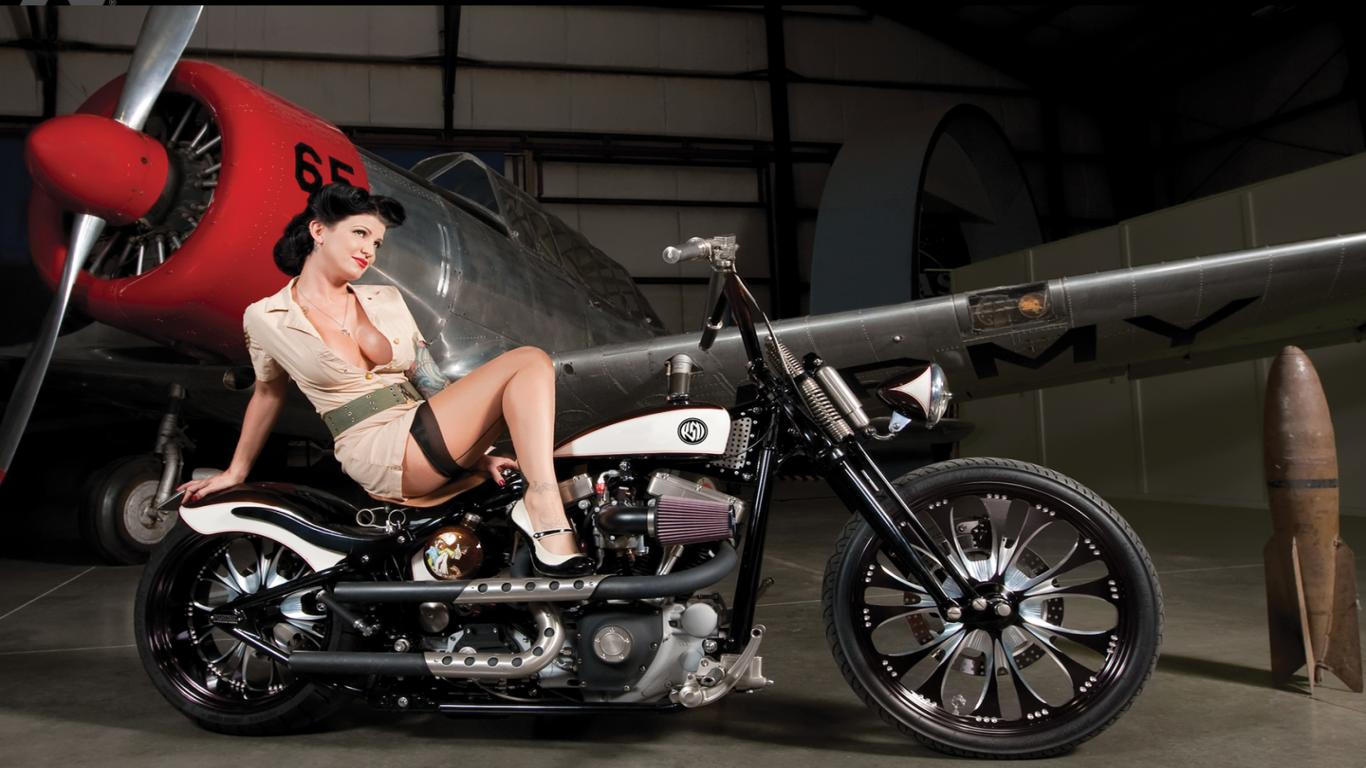 Classic Motorcycles Custom Motorcycles Classic Motorcycles 1366x768
