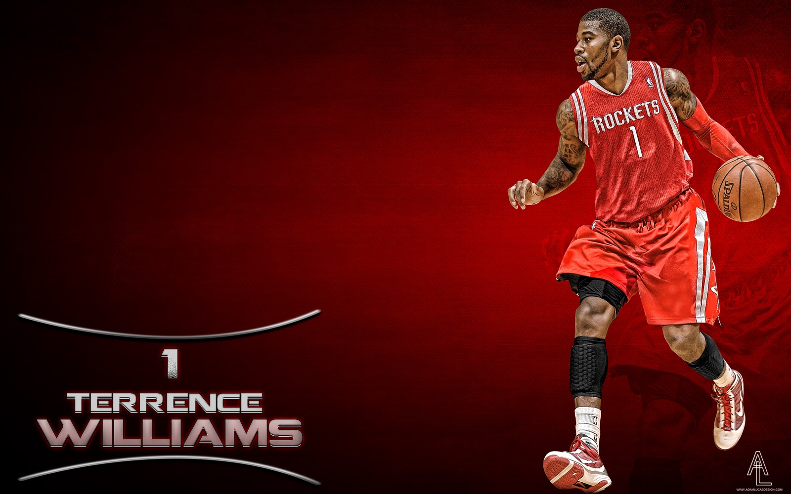 Terrence Williams NBA basketball wallpapers 1600x1000