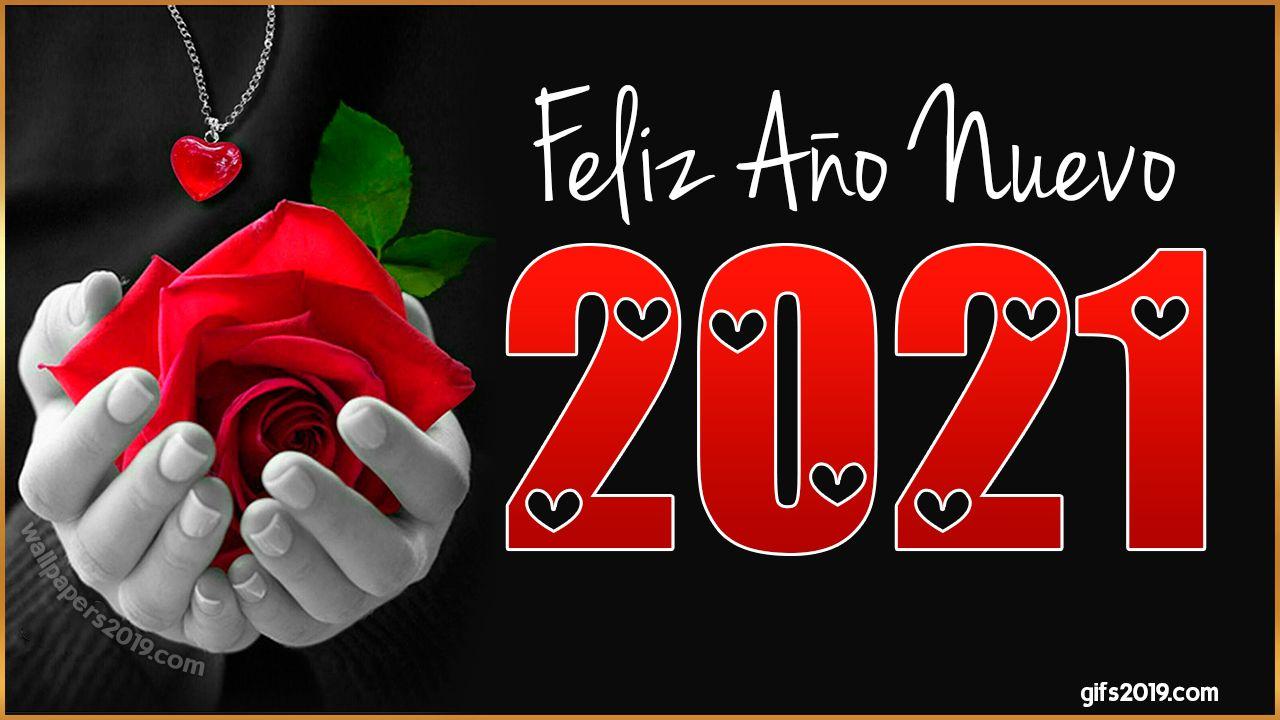 Feliz 2021 Wallpapers 1280x720