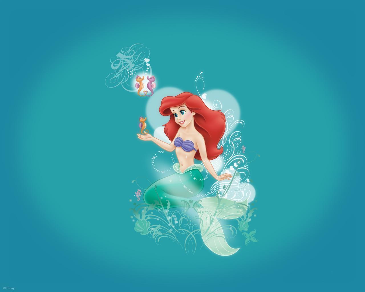 Little Mermaid IPhone Wallpapers