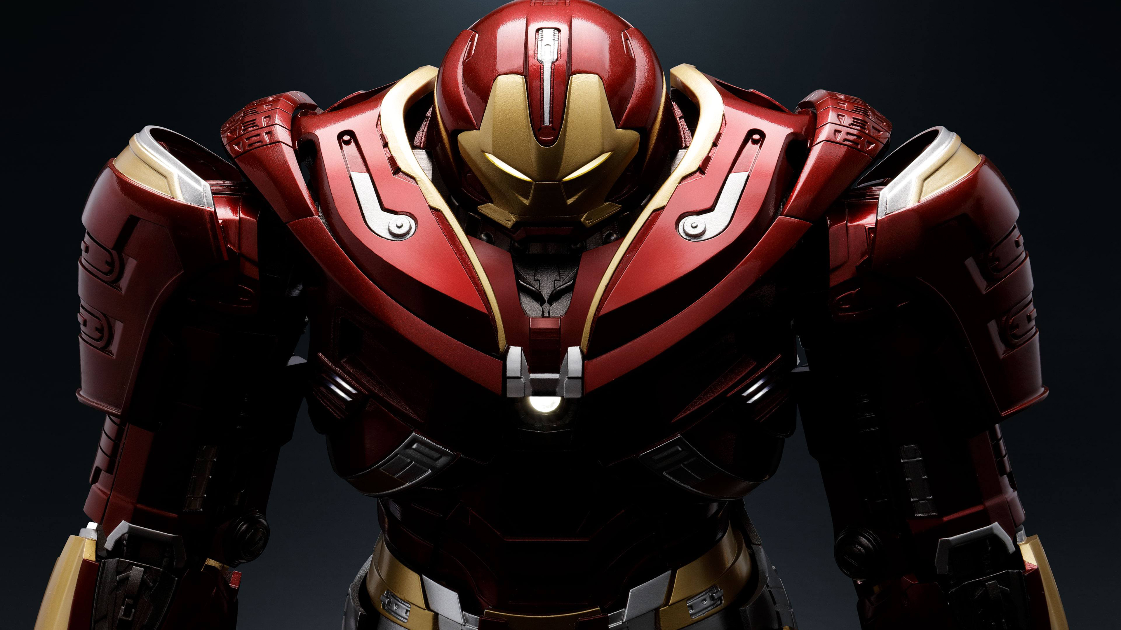 Hulkbuster Iron Man Suit 4K Wallpapers HD Wallpapers 3840x2160
