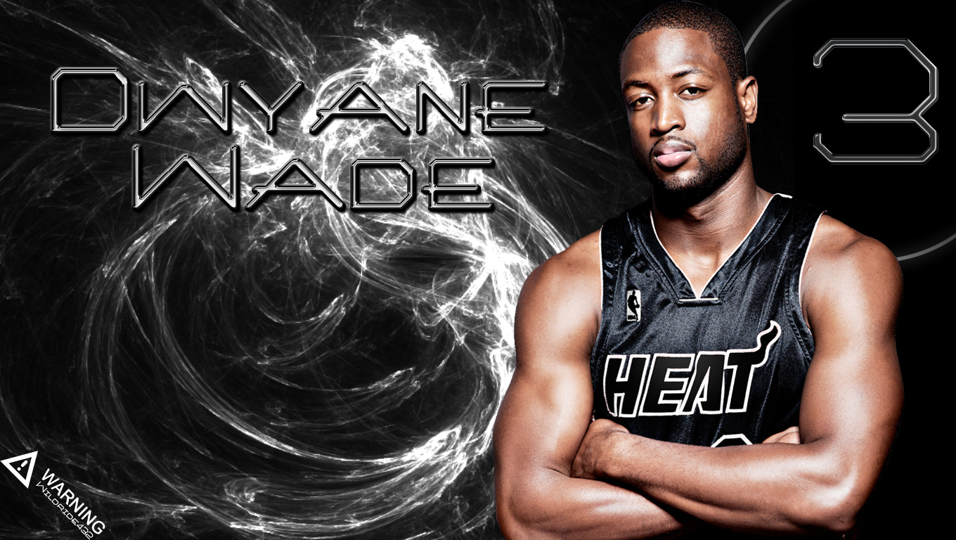 Dwyane Wade 3 Miami Heat Exclusive HD Wallpapers 1775 1360x768