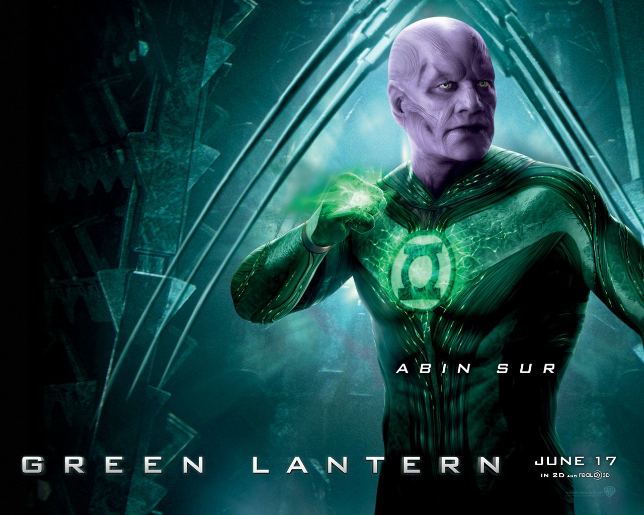 Green Lantern 2011 Film Wallpapers American science fiction 1280x1024
