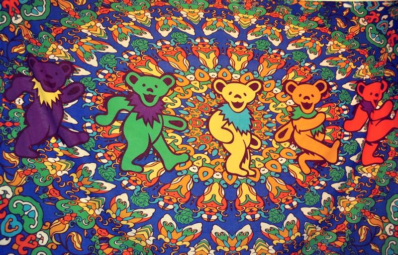Grateful Dead Bears Wallpaper Pc Grateful dead tapestry by 800x514