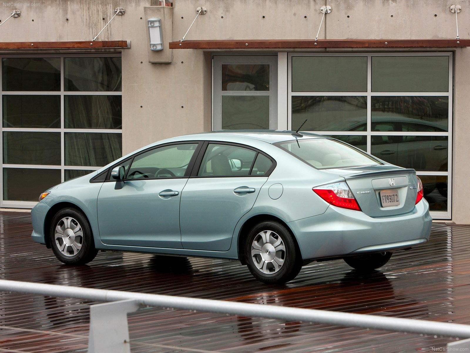 Honda Civic Hybrid picture 80127 Honda photo gallery CarsBasecom 1600x1200