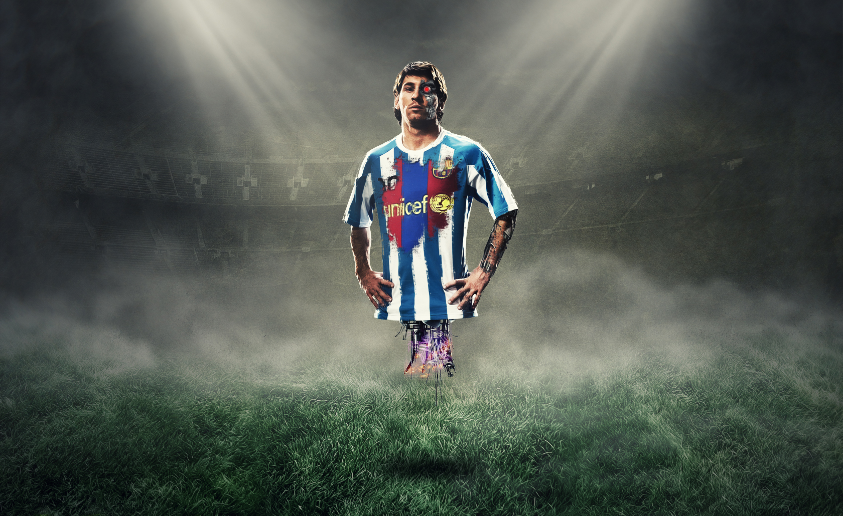Adidas Football Wallpaper Messi images 1680x1030