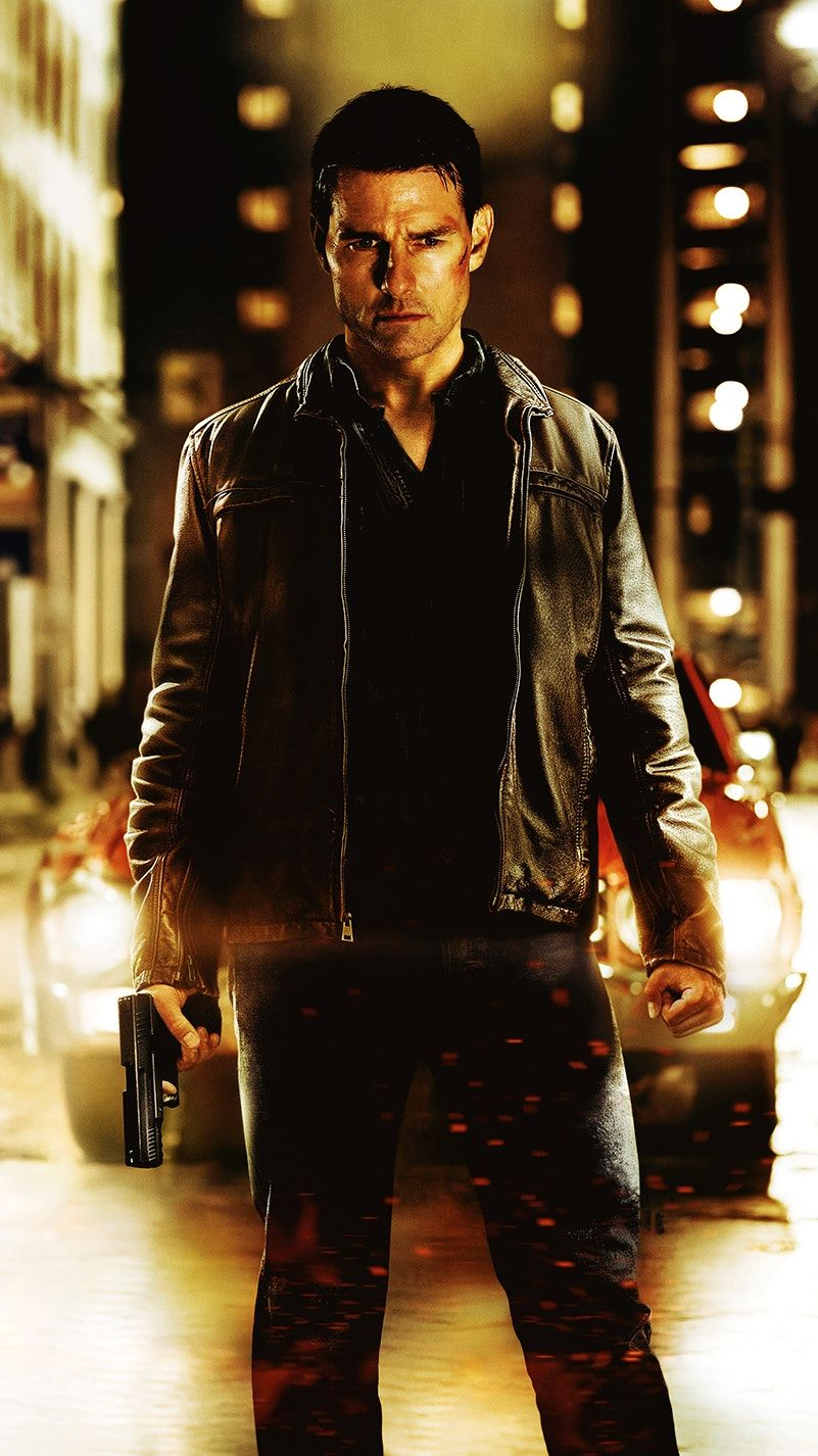 Jack Reacher 2012 Phone Wallpaper in 2019 Rowdy Reacher Jack 801x1426