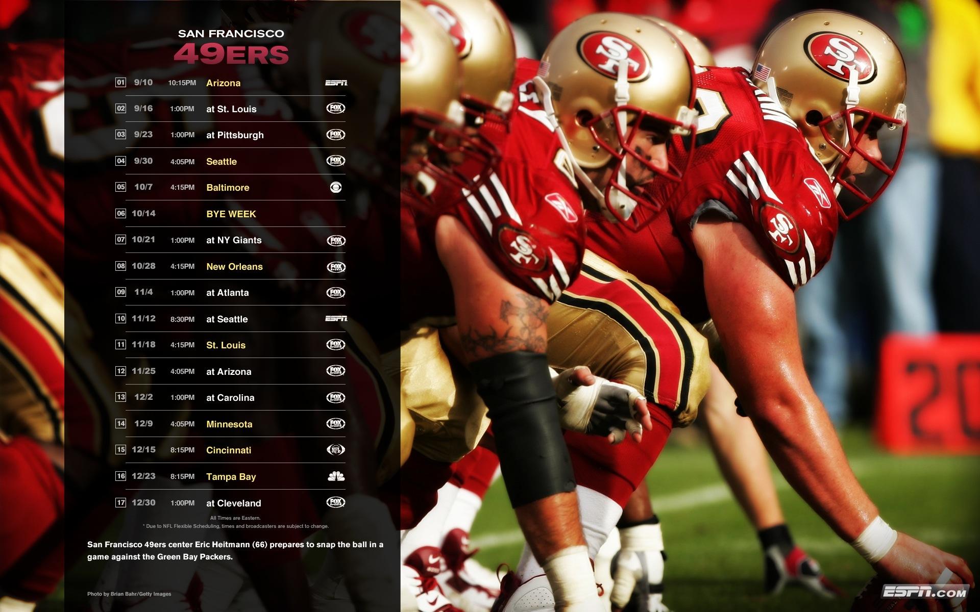 Cool 49ers Wallpaper