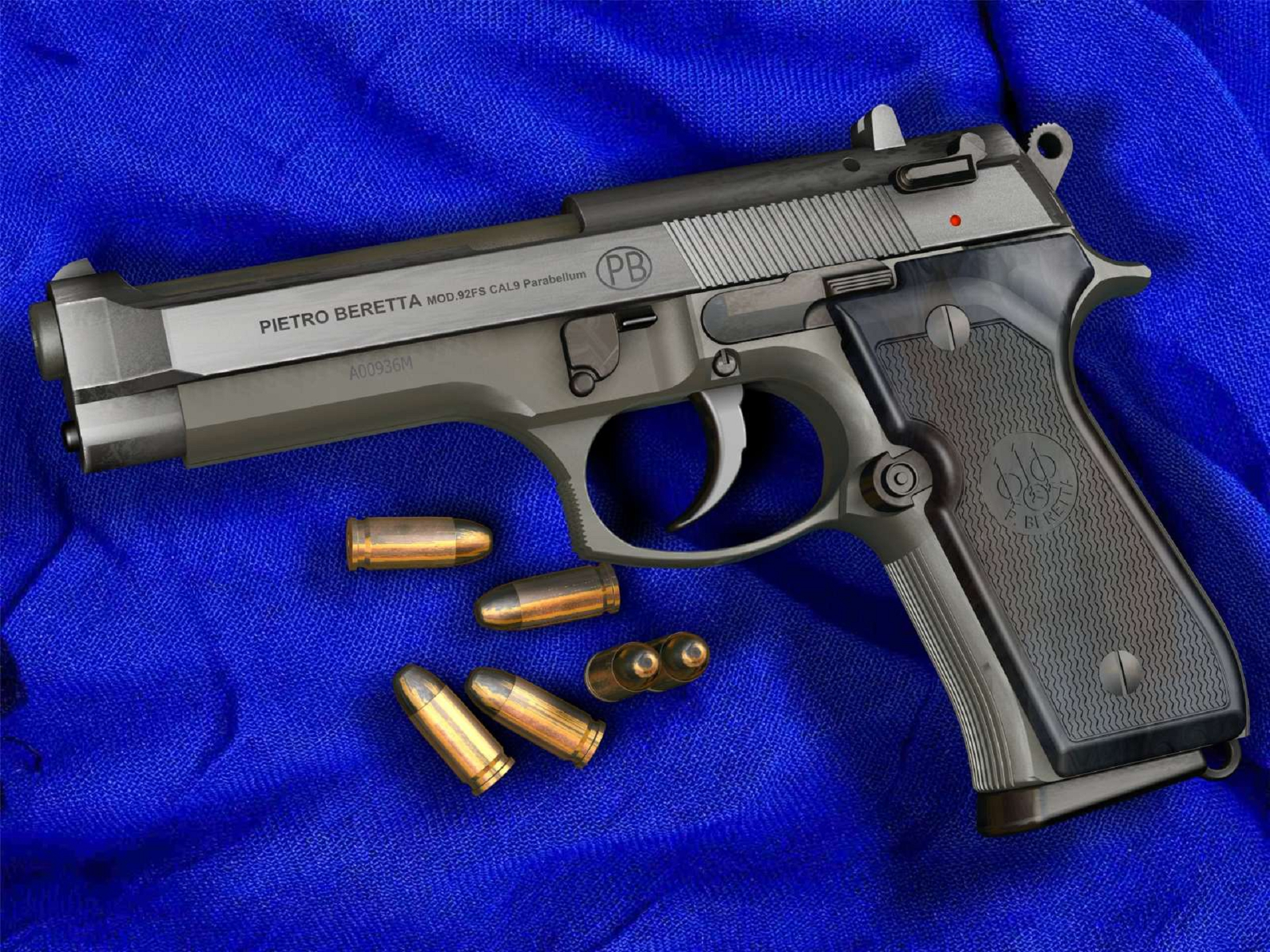 Beretta 92FS Wallpapers Images Photos Pictures Backgrounds 1920x1440