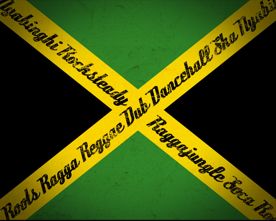 Jamaica Wallpaper by soltysdesign 900x720