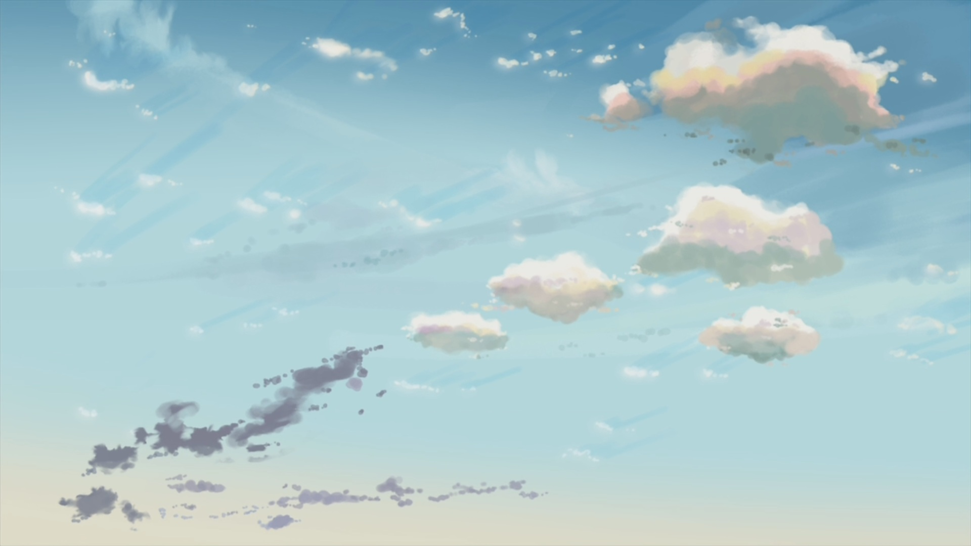 Anime Background Scenery Download HD Wallpapers 1920x1080