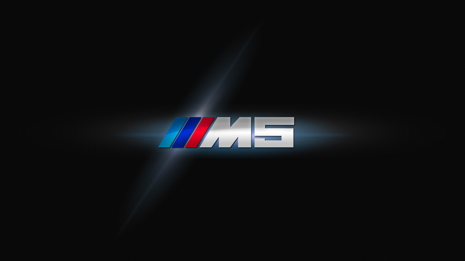 Bmw M5 Logo fond ecran hd 1920x1080