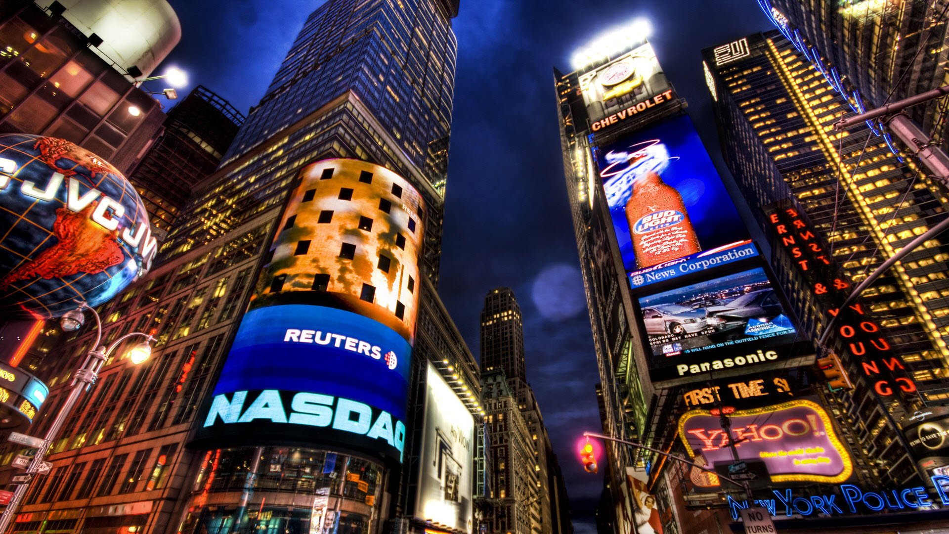 NASDAQ Stock Market New York Wallpapers HD Wallpapers 1920x1080