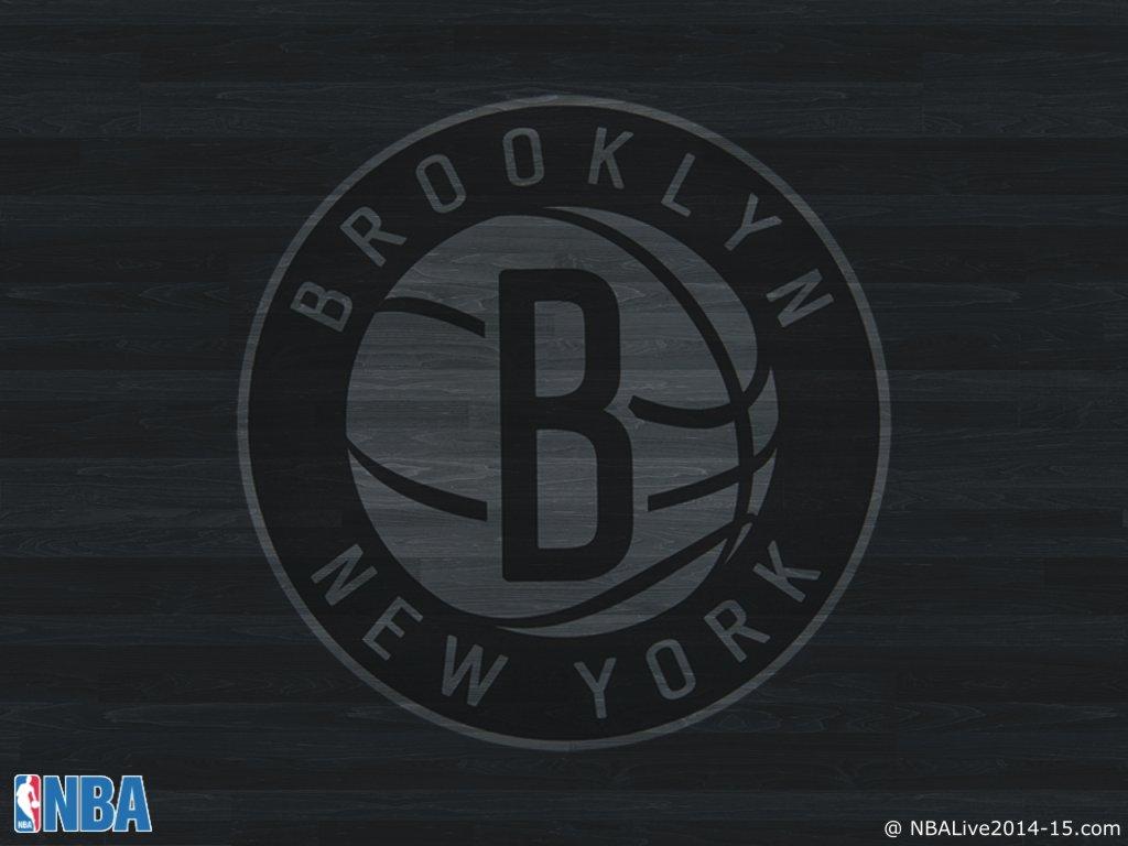Brooklyn Nets Logo Wallpaper 1024x768