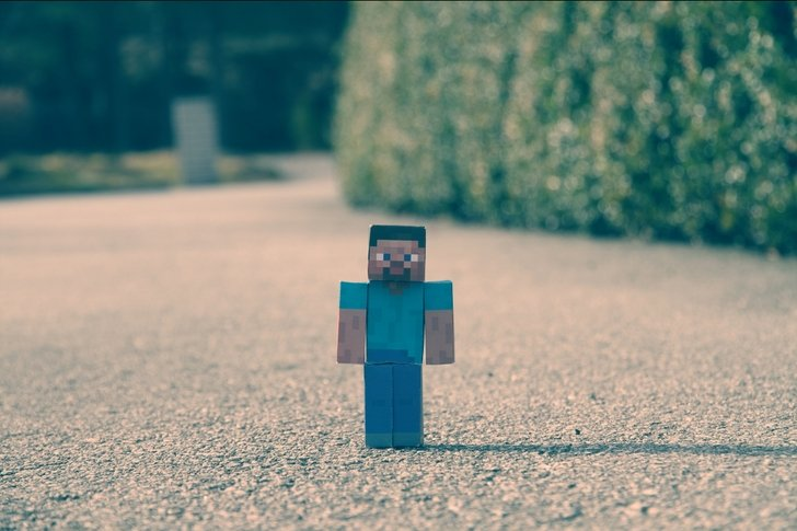 minecraft steve angello 2160x1440 wallpaper High Quality Wallpapers 728x485