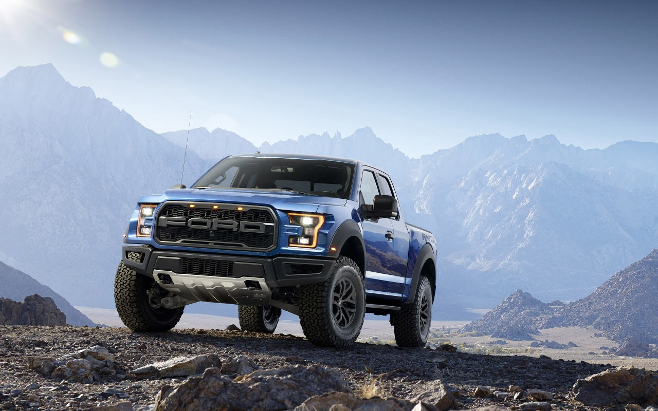 Ford F 150 Raptor 2017 1280 x 800 Download Close 1280x800