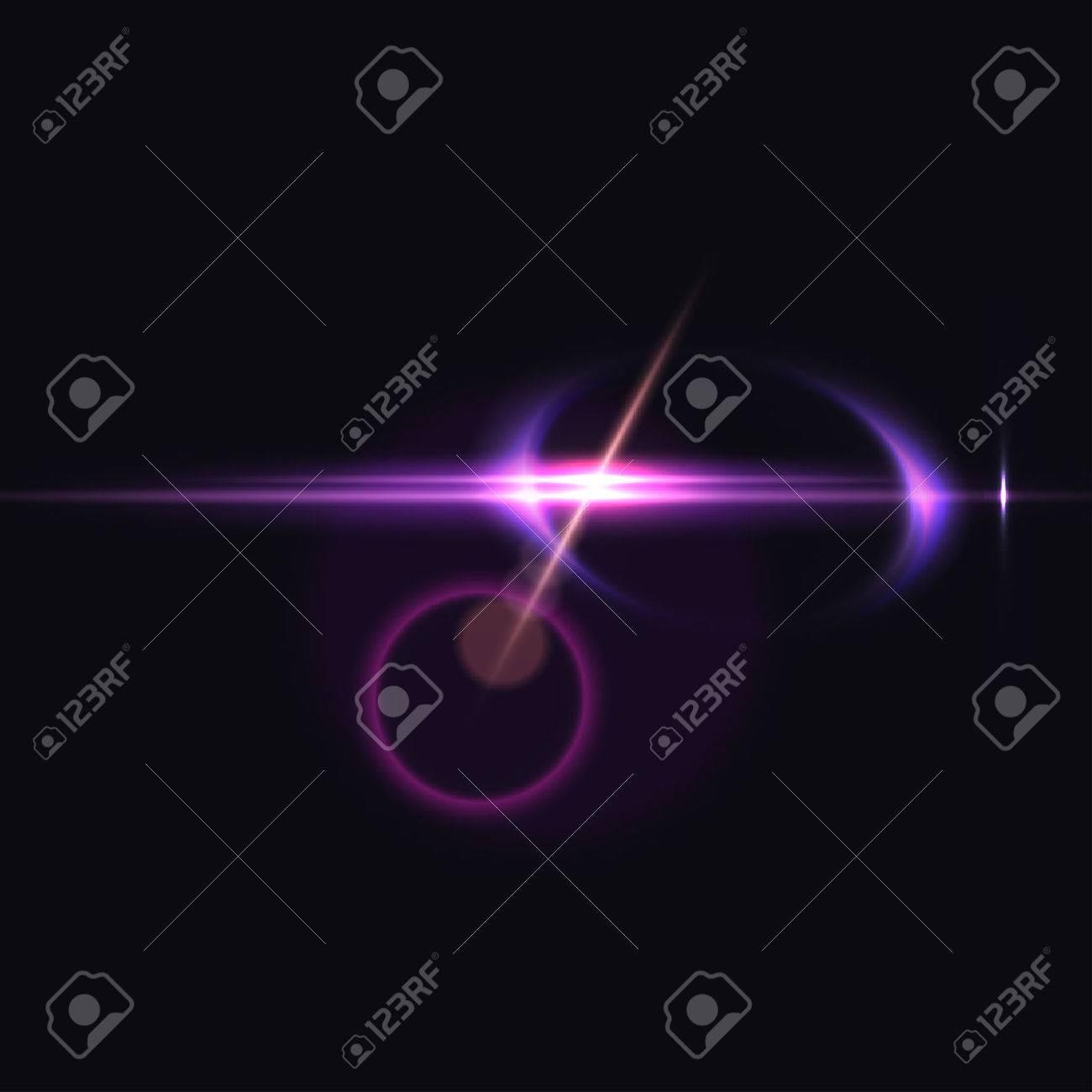Purple Magic Outburst Simple Light Bokeh And Semi halo On Dark 1300x1300