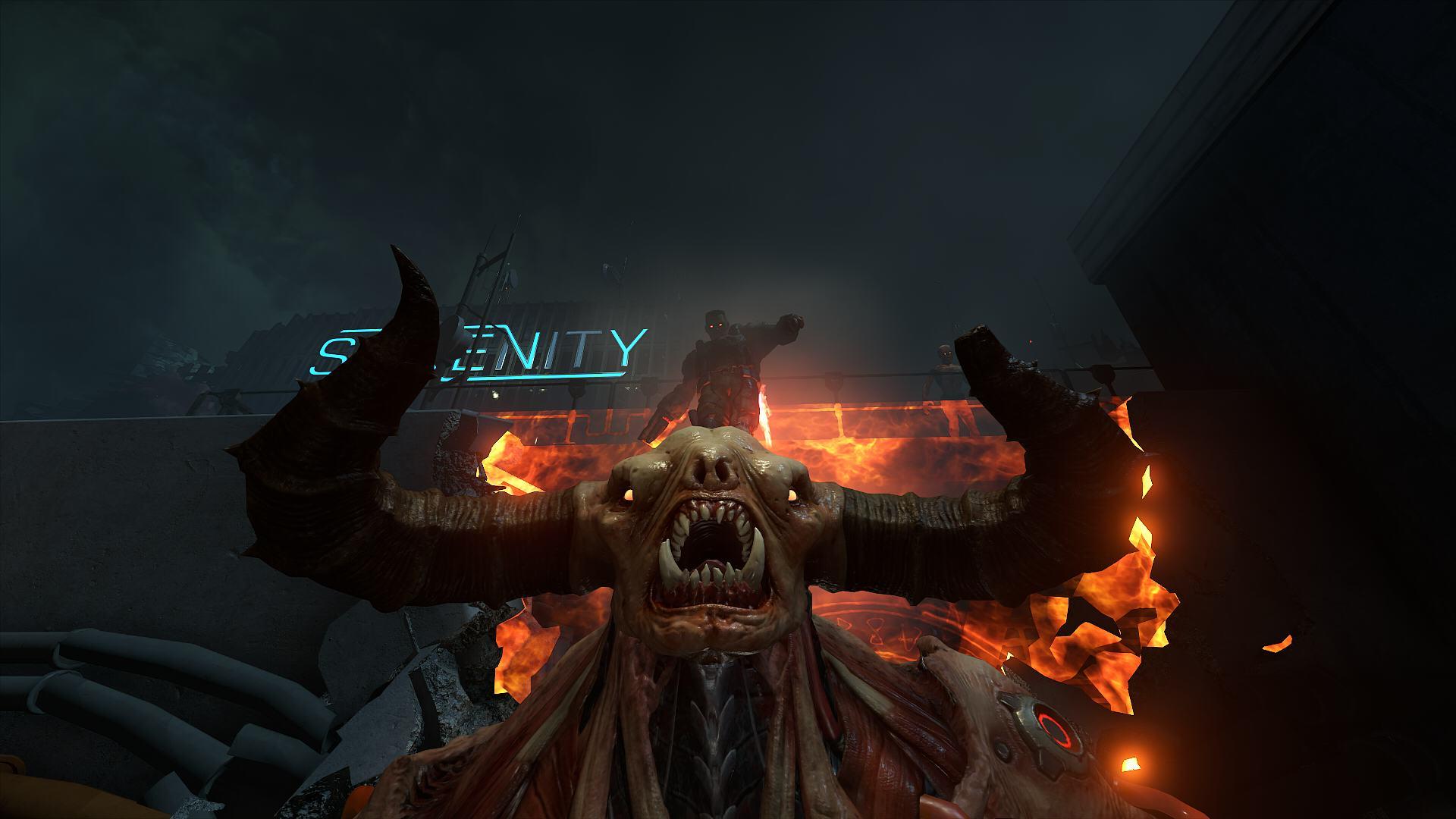 Tyrant and Soldier Doom 1920x1080
