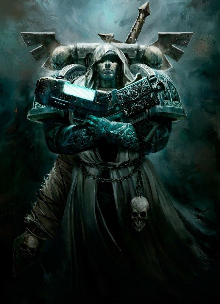 Free Download Cypher Dark Angels Imperium Plasma Pistol Pre