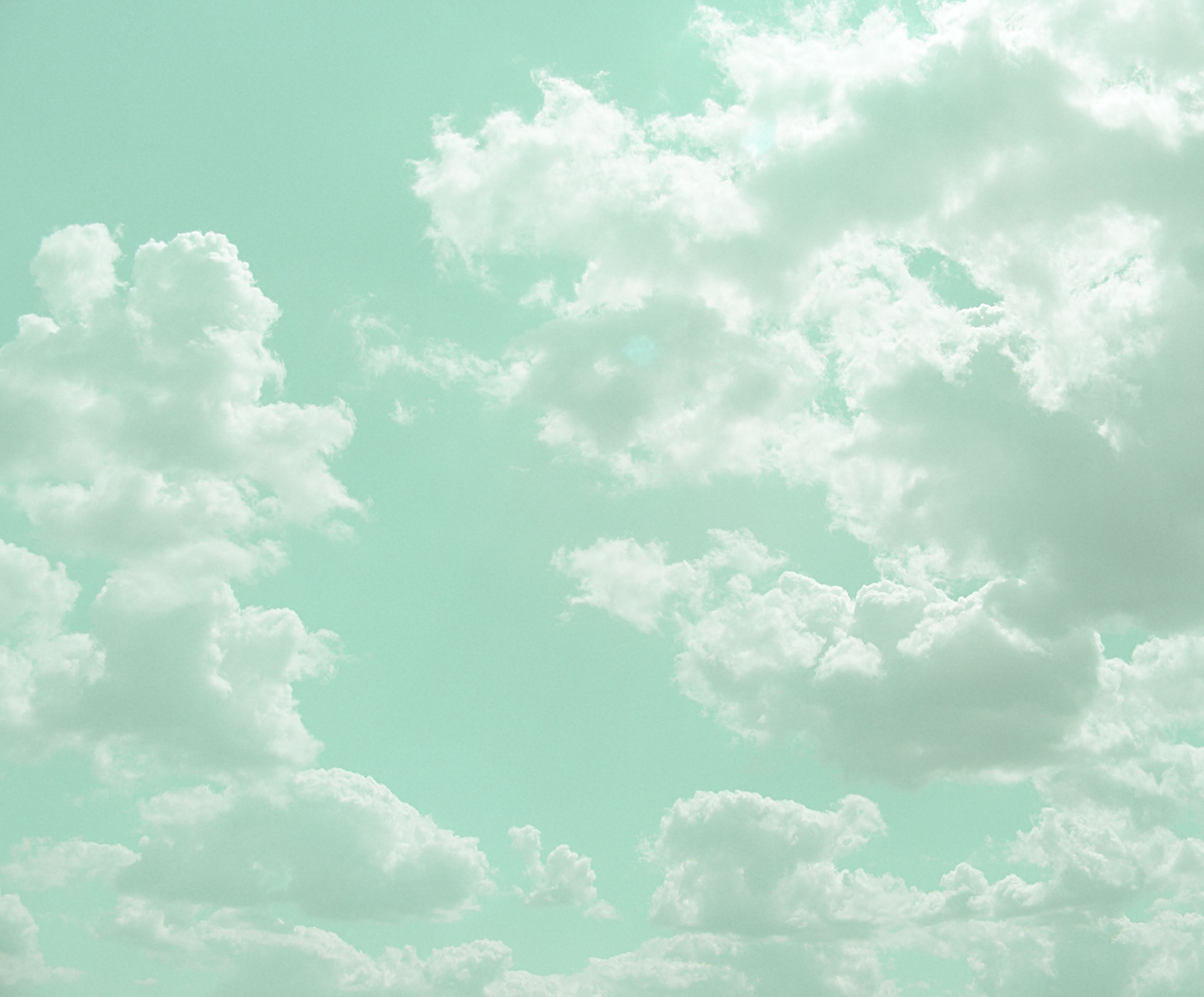 Mint Green Aesthetic Wallpapers   Top Mint Green Aesthetic 2784x2304