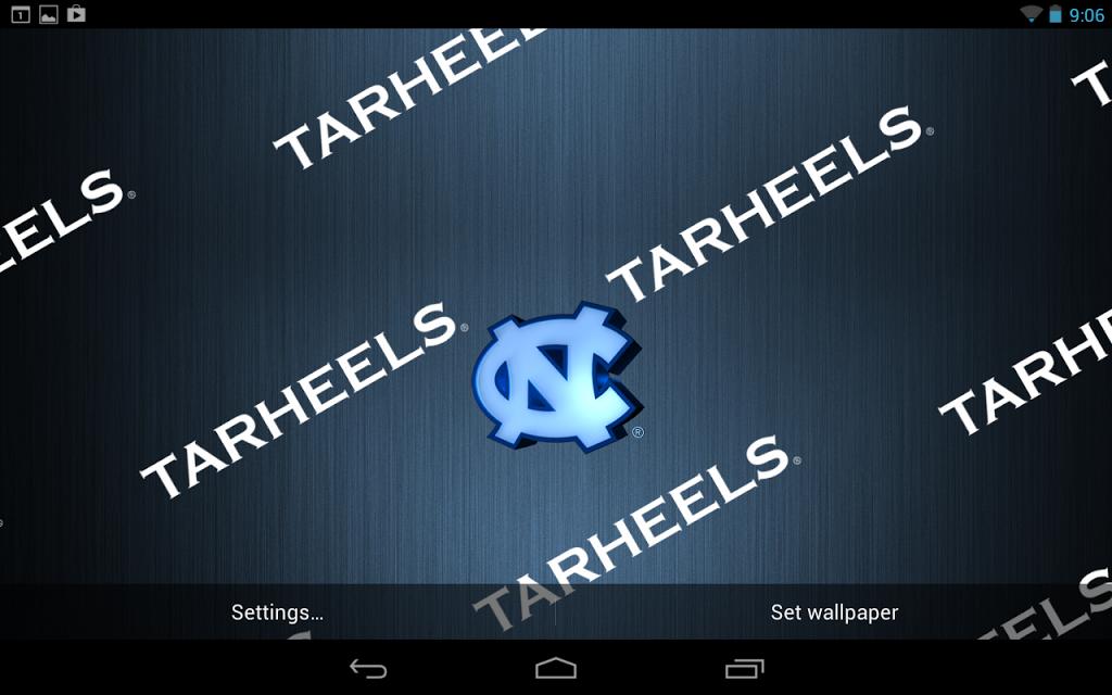 North Carolina Live Wallpaper screenshots 1024x640