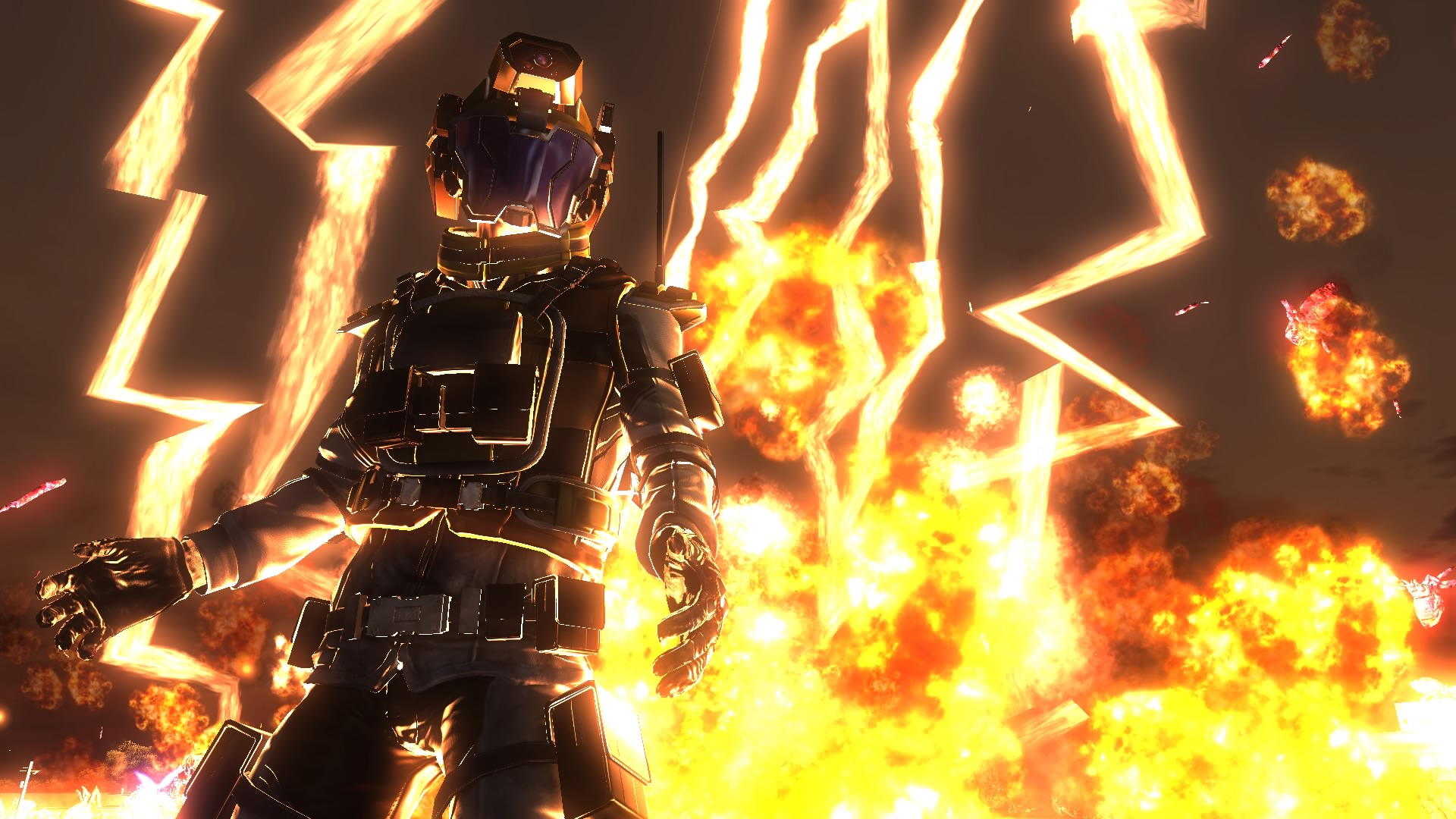 Earth Defense Force 5Iron Rain Interview    Producer on Western 1920x1080