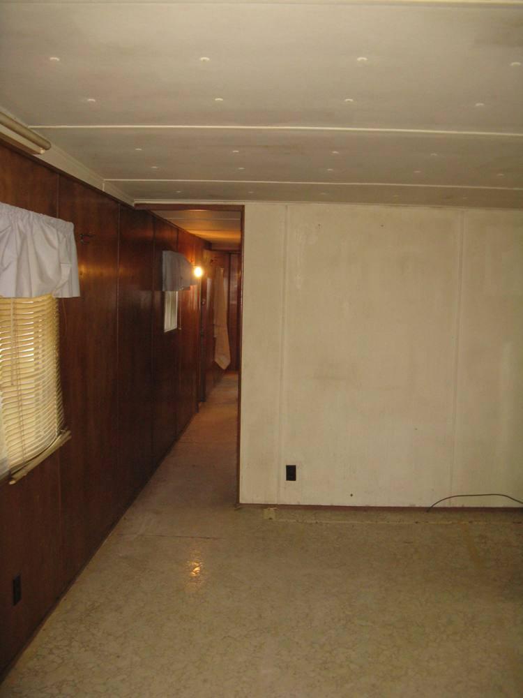 Mobile Home Sheetrock With Wallpaper Wallpapersafari
