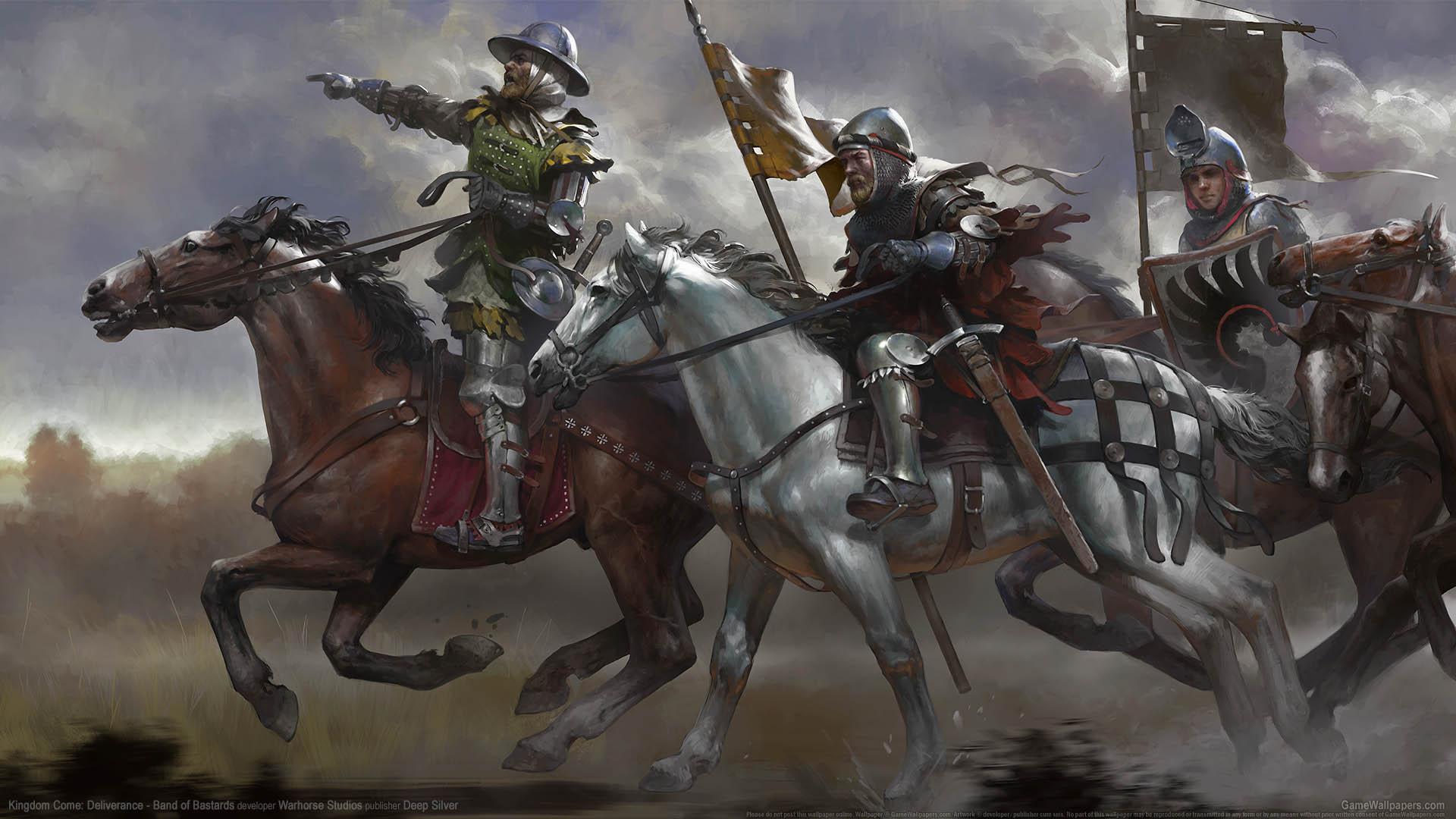 Kingdom Come Deliverance   Band of Bastards wallpaper 02 1920x1080 1920x1080