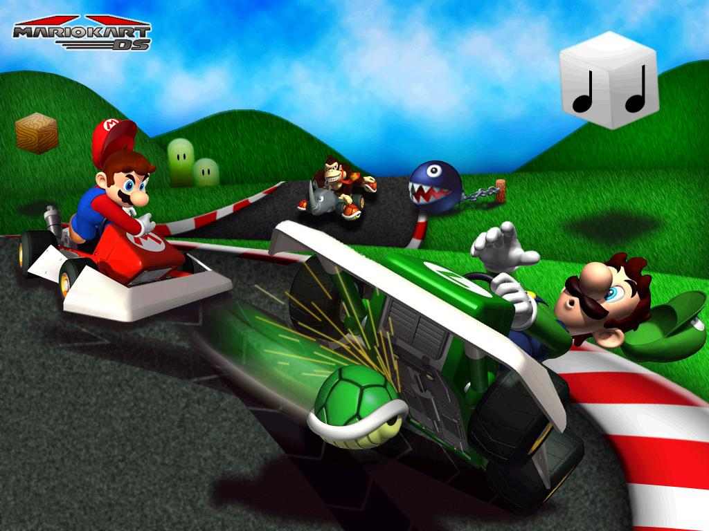 Mario Kart 64 Wallpaper Wallpapersafari