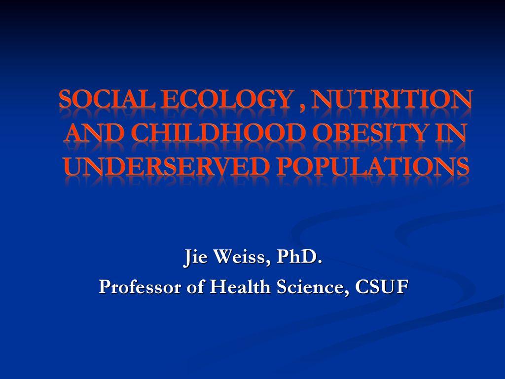 Professor of Health Science CSUF   ppt download 1024x768